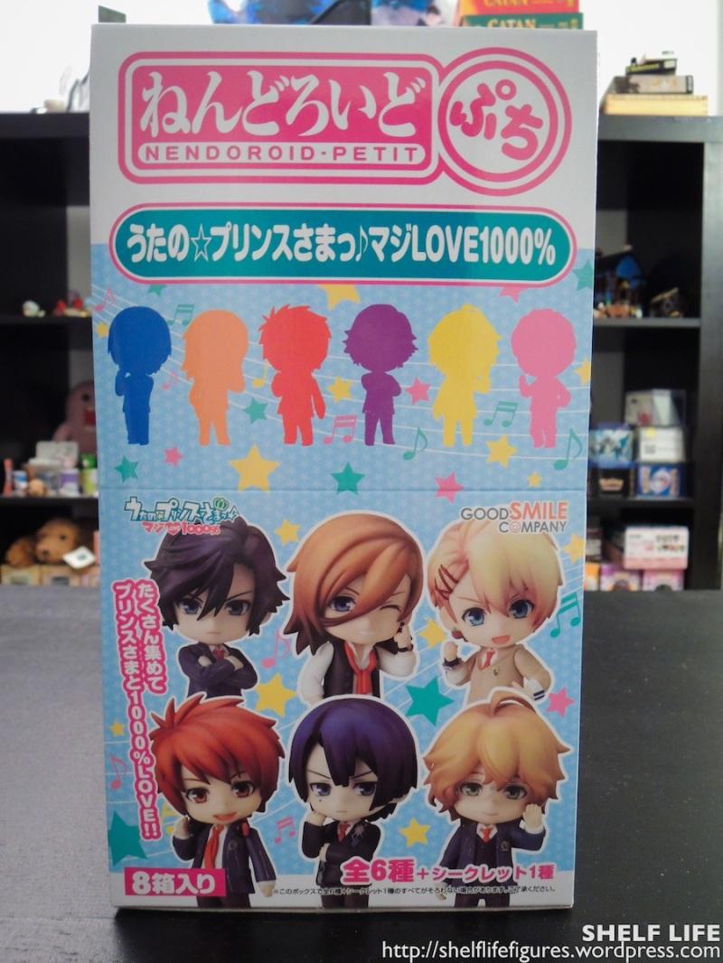 Nendoroid Petit UtaPri Box #2