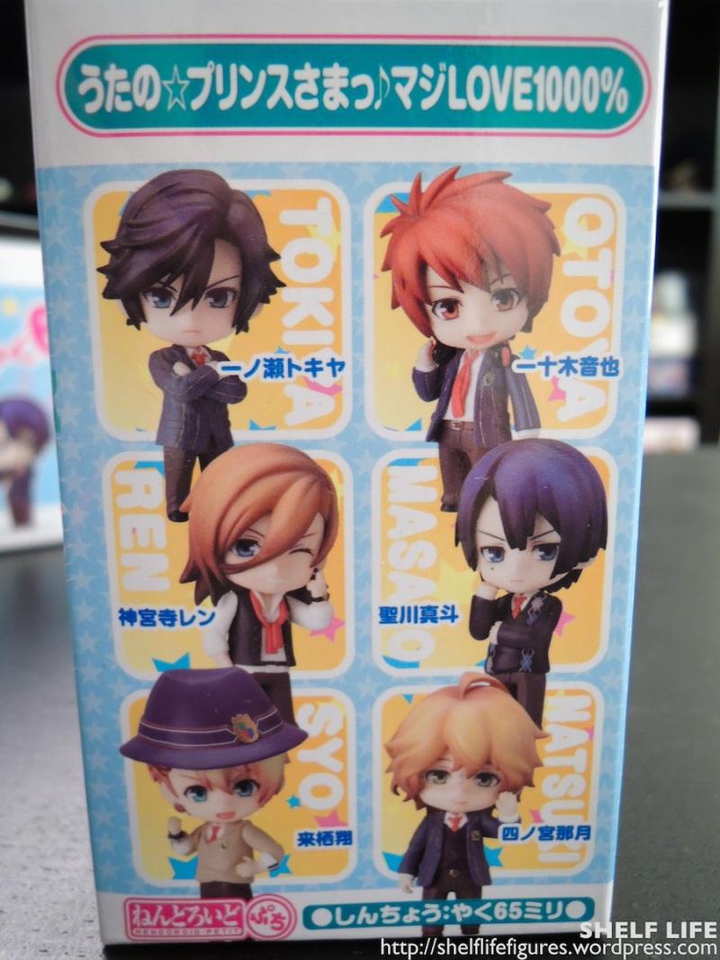 Nendoroid Petit UtaPri Individual Box #2