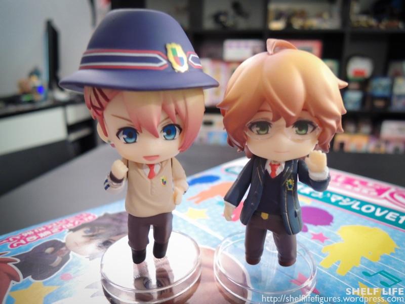 Nendoroid Petit UtaPri Syo and Natsuki