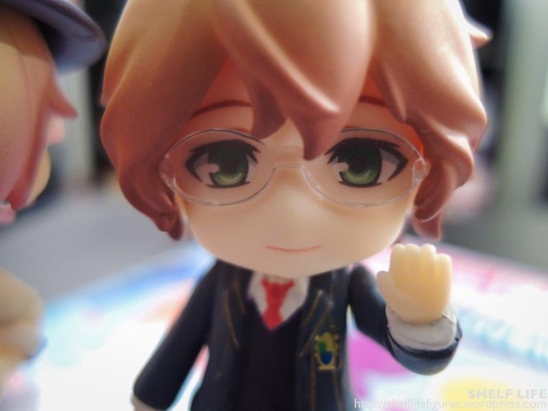 Nendoroid Petit UtaPri Natsuki Closeup