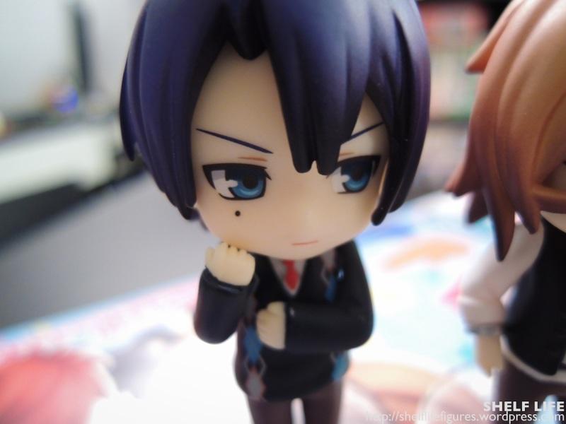 Nendoroid Petit UtaPri Masato Closeup