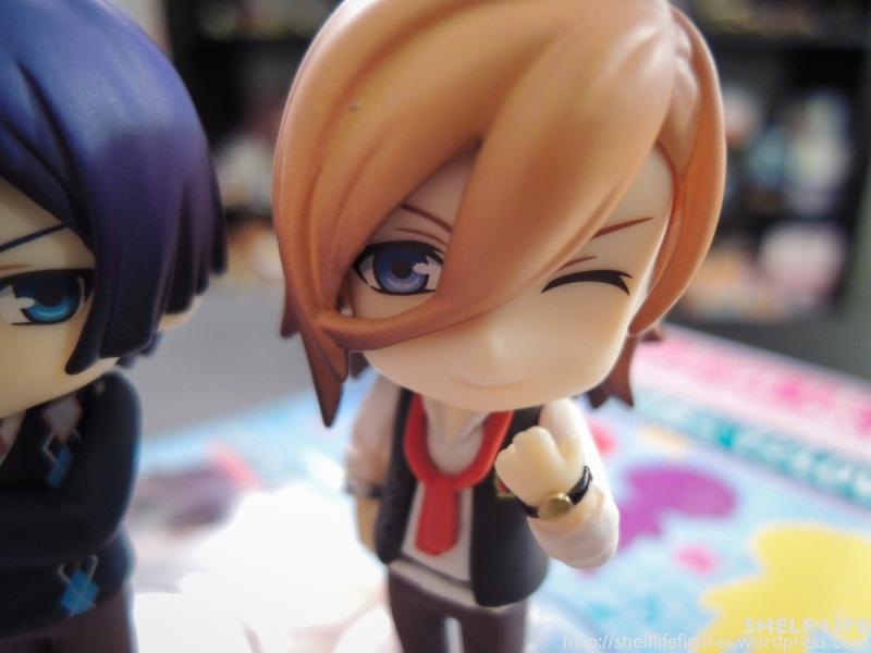 Nendoroid Petit UtaPri Ren Closeup