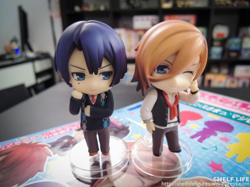 Nendoroid Petit UtaPri Masato and Ren