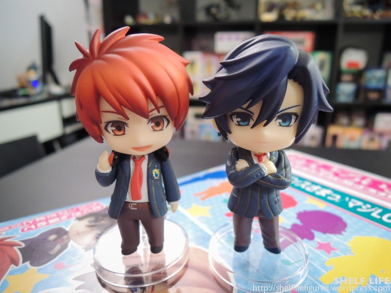 Nendoroid Petit UtaPri Otoya and Tokiya