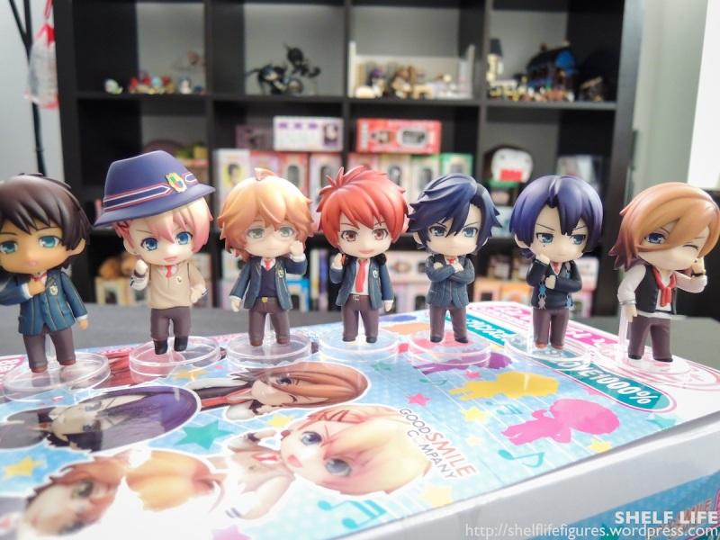 Nendoroid Petit UtaPri Set