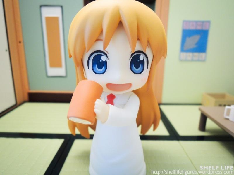 Nendoroid Hakase Cake Roll
