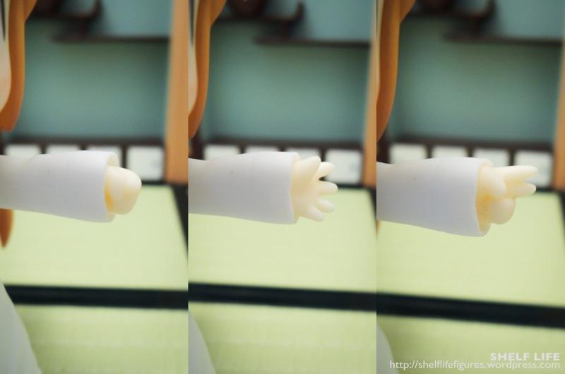 Nendoroid Hakase Rock Paper Scissors