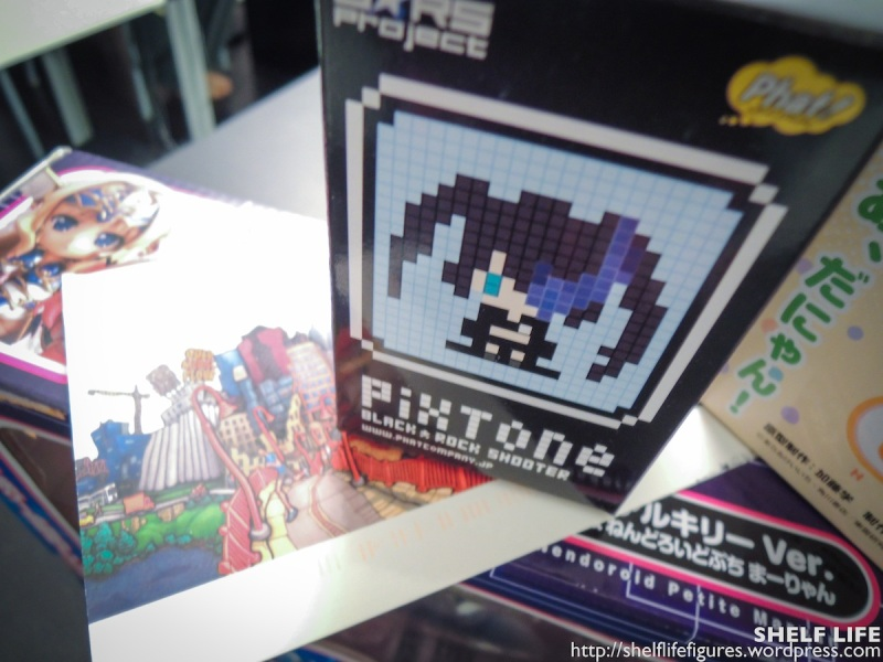 December Loot - BRS Pixtone
