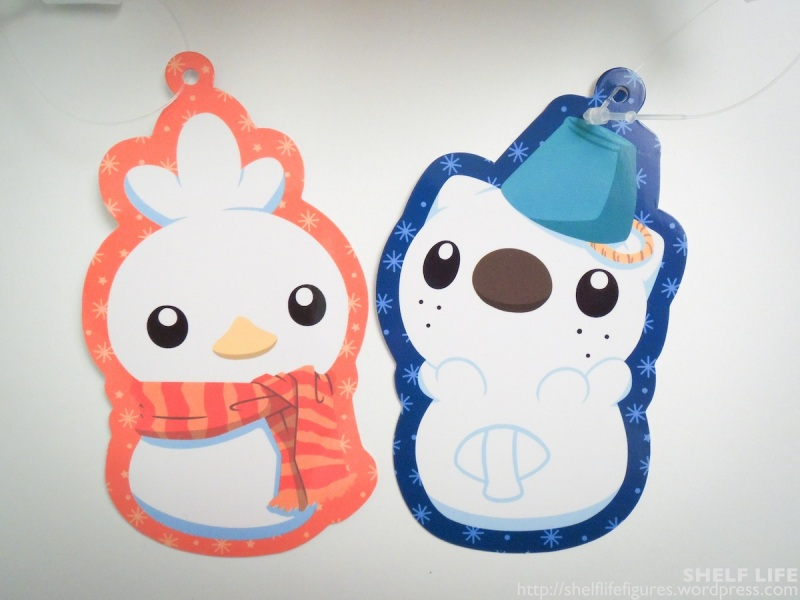Pokemon Snow Daruma Tags