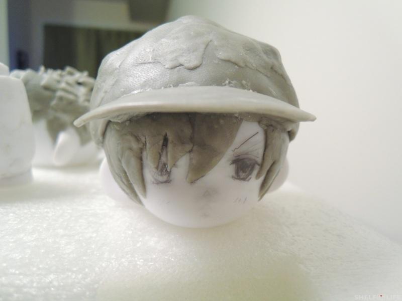 Custom Munny Head