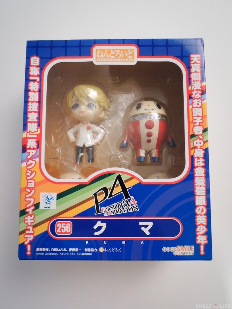 Nendoroid Kuma Box