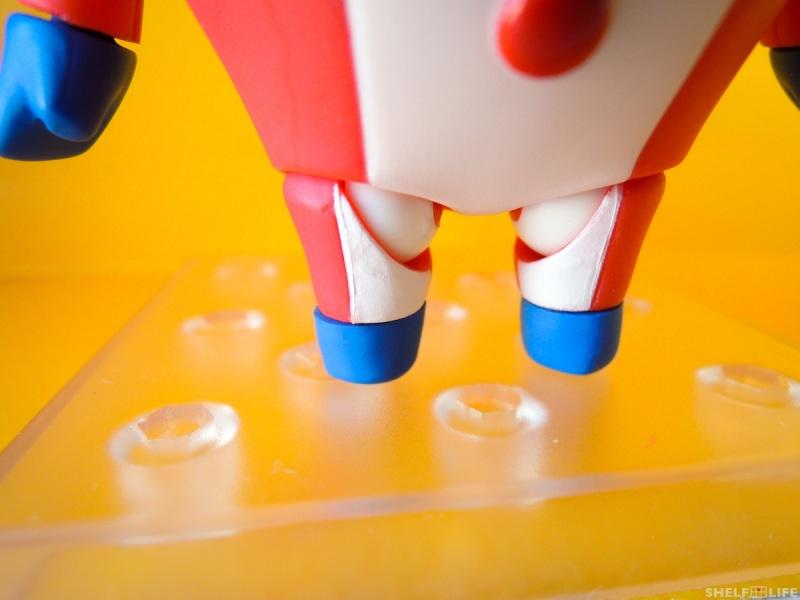 Nendoroid Kuma Leg Joints