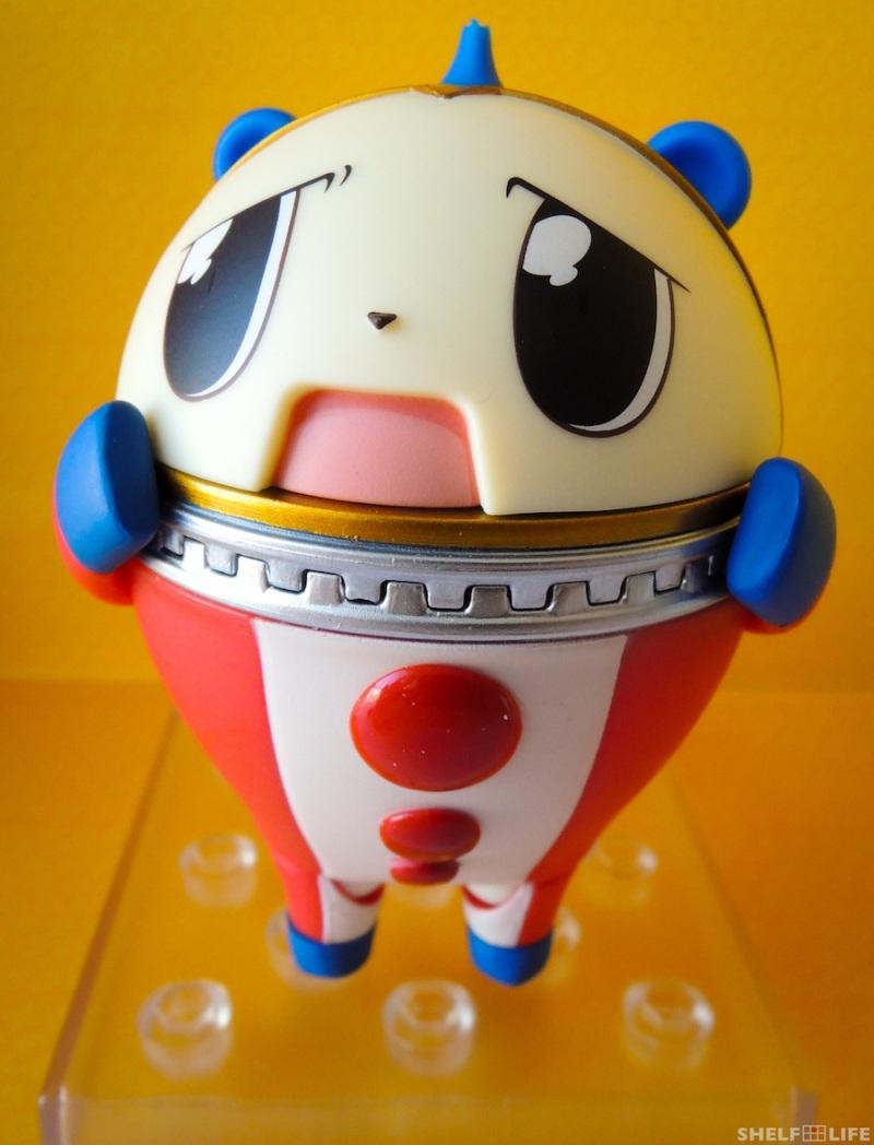 Nendoroid Kuma Worried
