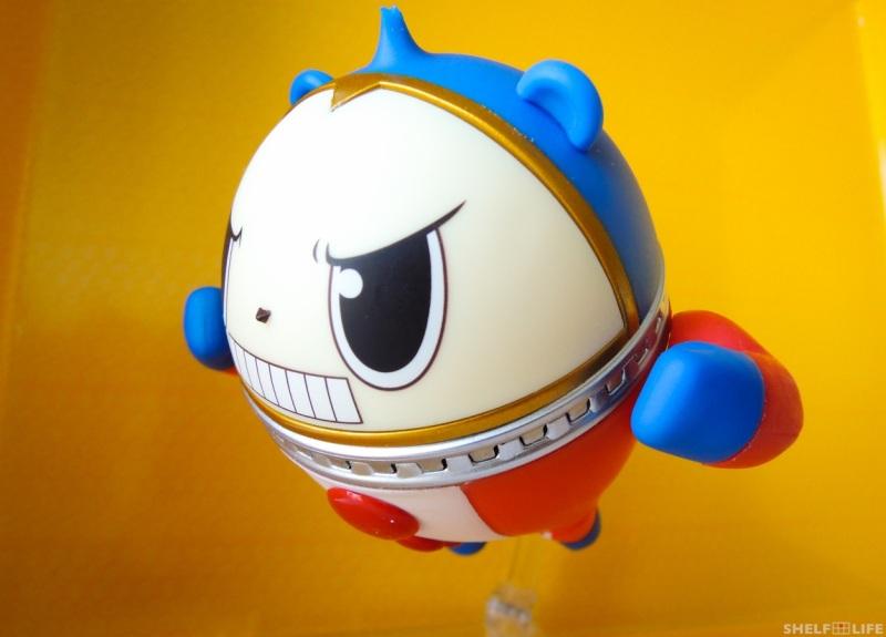 Nendoroid Kuma Superhero