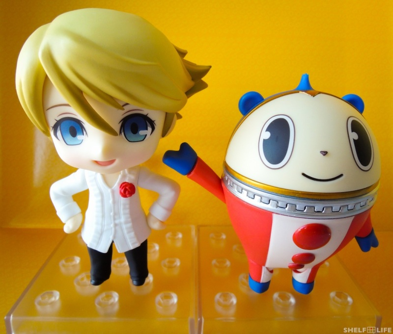 Nendoroid Kuma and Kumada