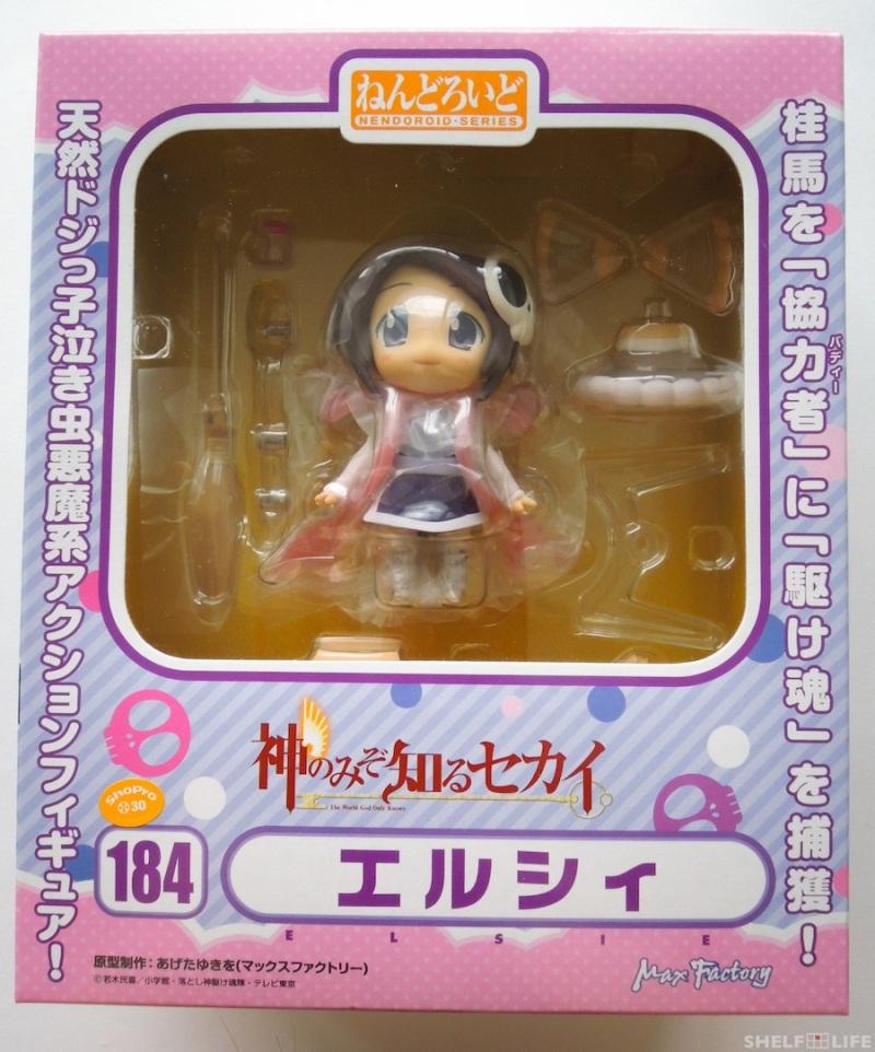 Nendoroid Elsie Box