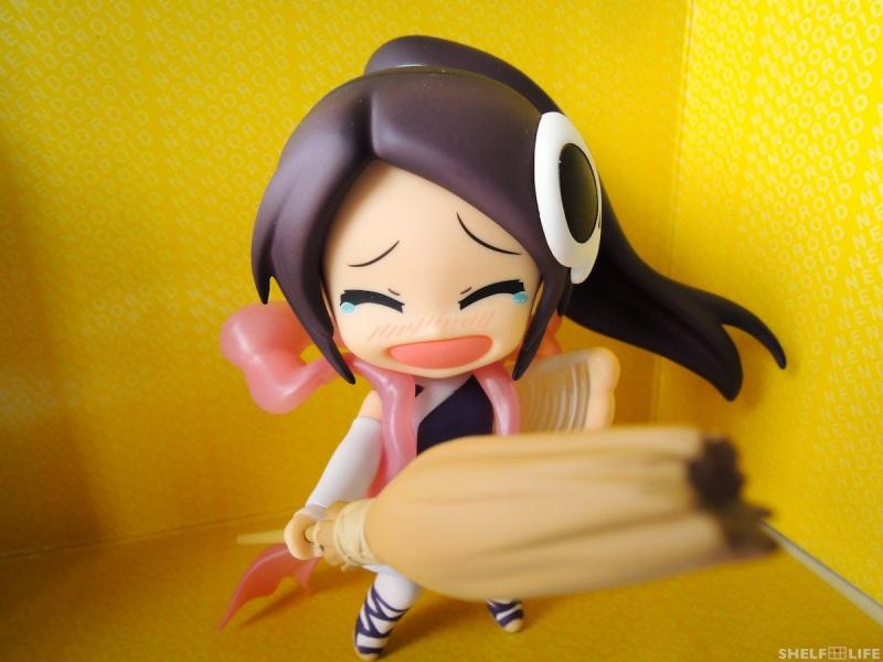 Nendoroid Elsie Scared #2