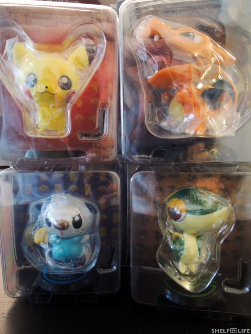 February Loot - Pokemon Figures