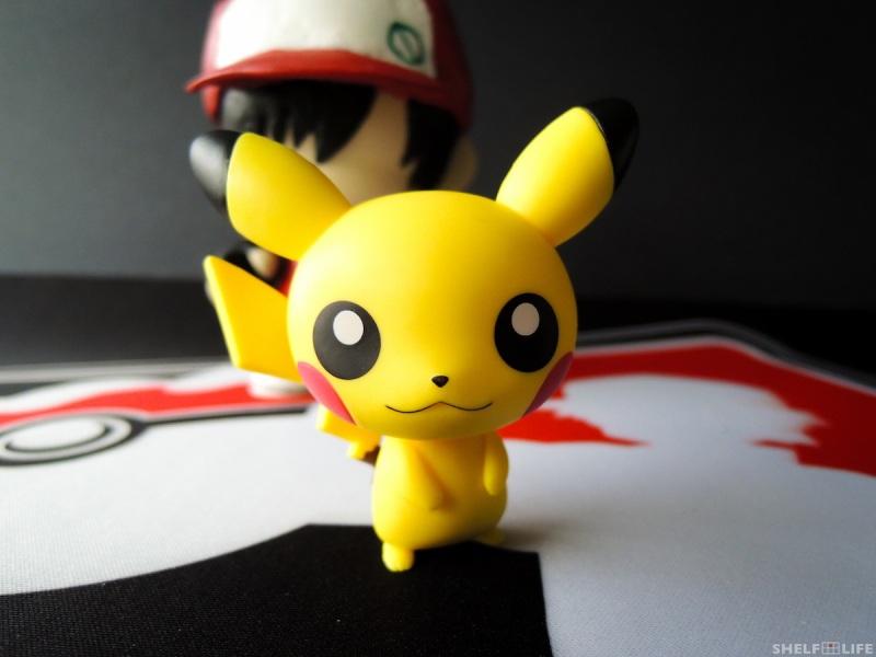 Custom Munny Pikachu
