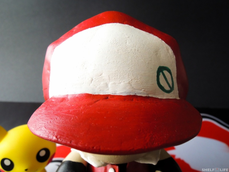 Custom Munny Red Hat
