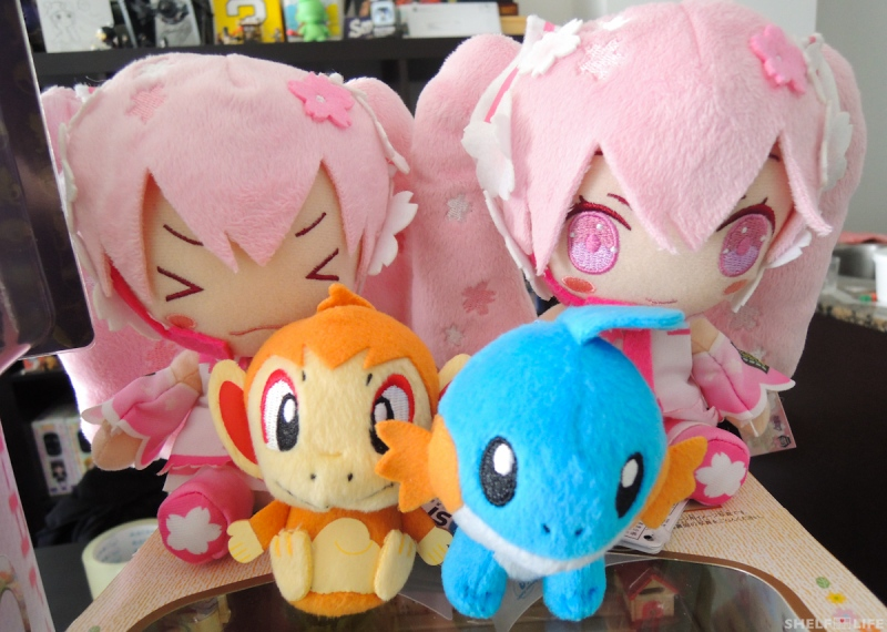March/Japan Loot - UFO Catcher Prizes