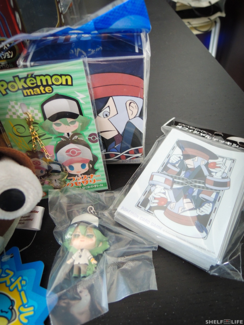 March/Japan Loot - Pokemon Goodies