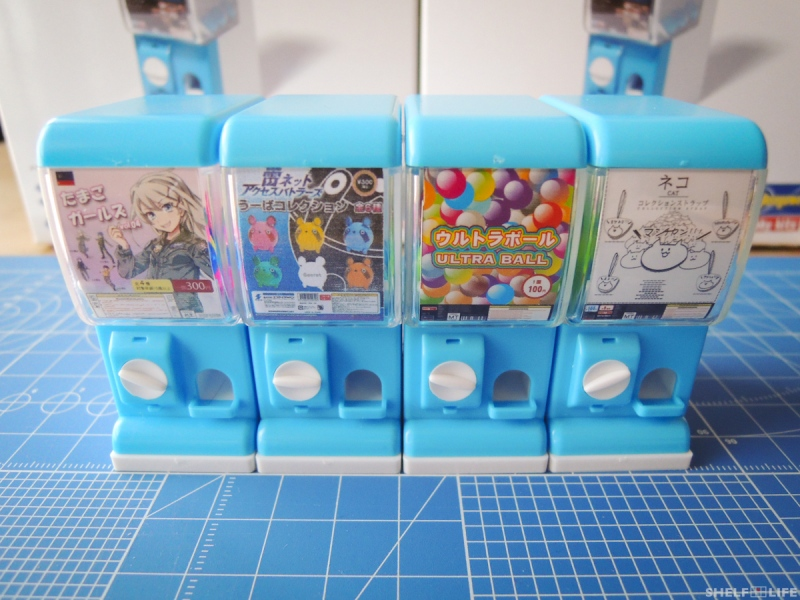 1/12 Capsule Toy Machine - Complete!