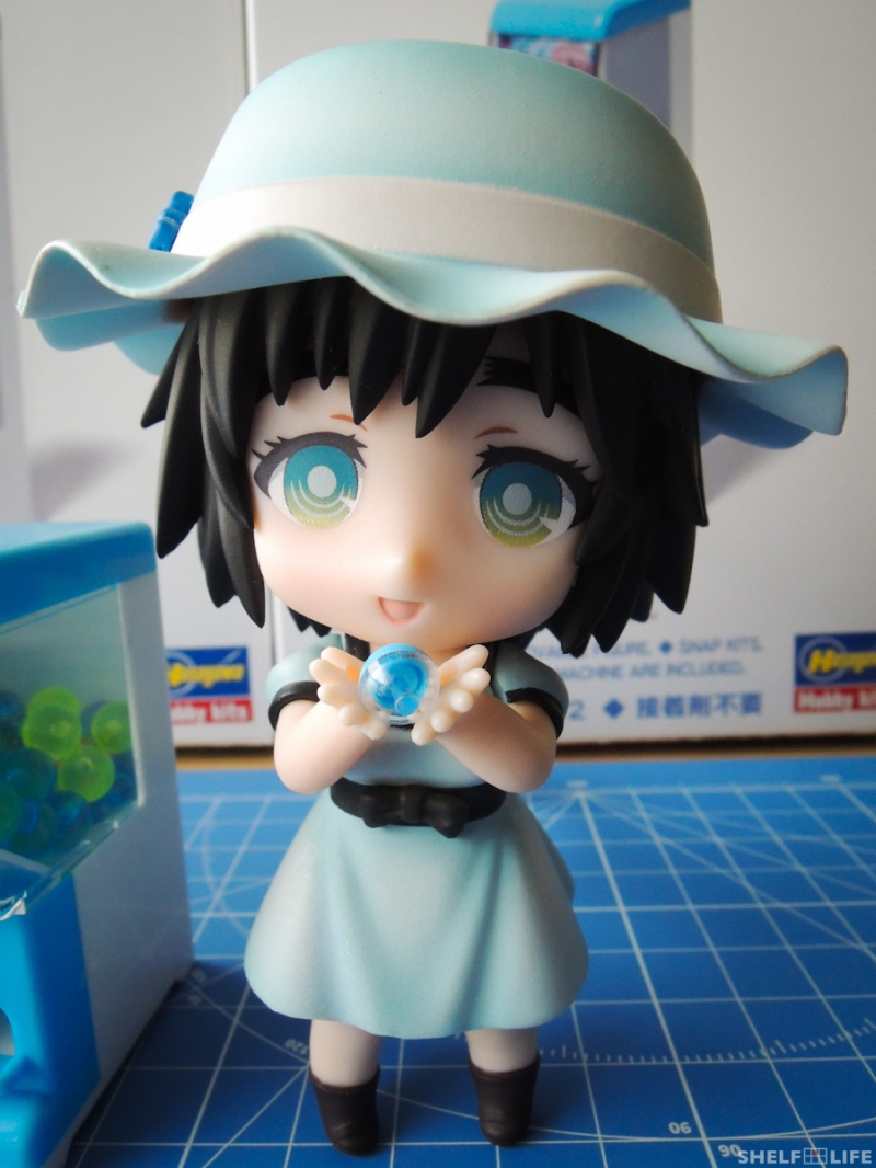 1/12 Capsule Toy Machine - Nendoroid Comparison #2