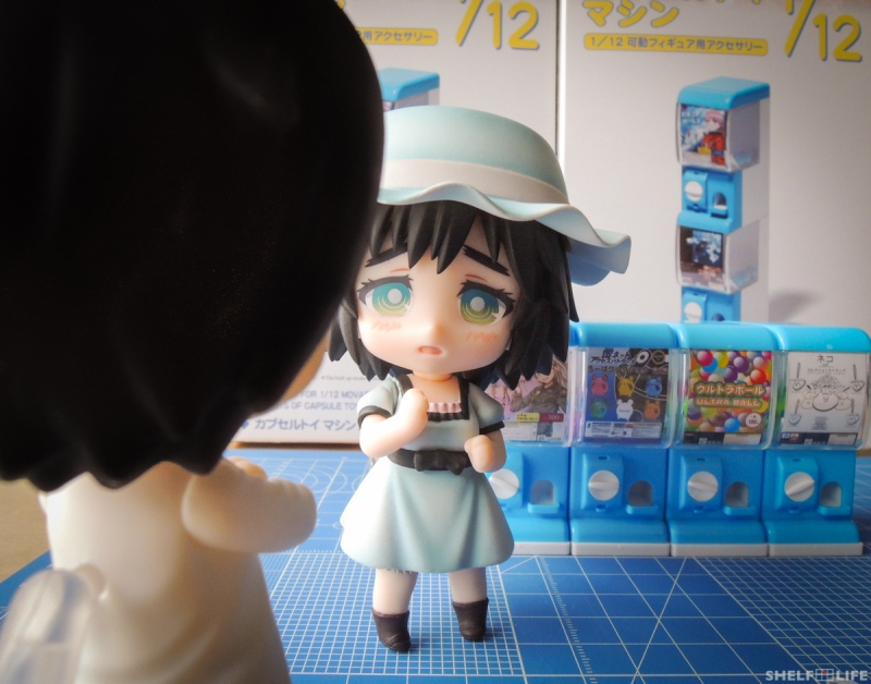 1/12 Capsule Toy Machine - Steins;Gate #2