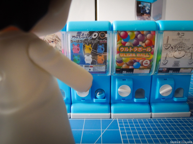 1/12 Capsule Toy Machine - Steins;Gate #3