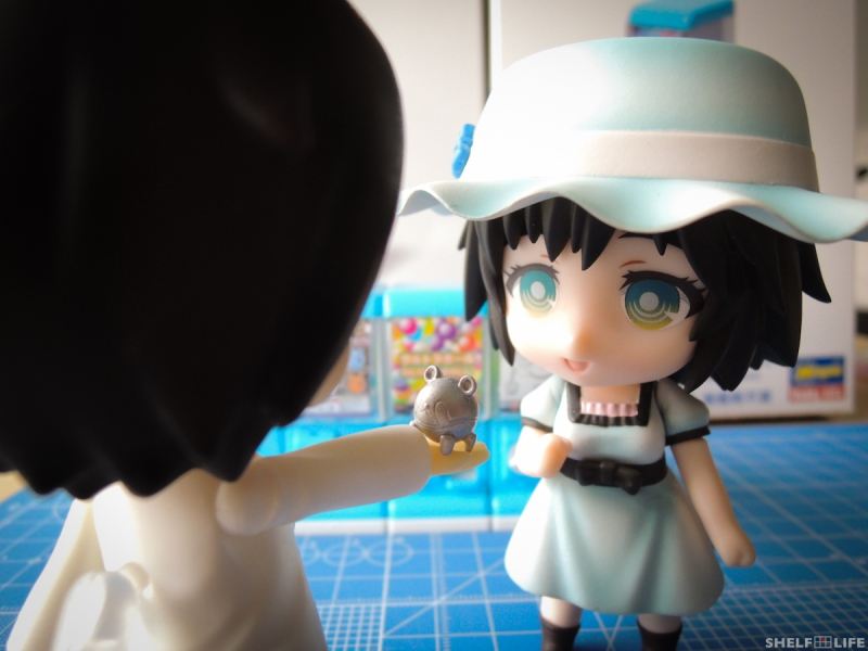 1/12 Capsule Toy Machine - Steins;Gate #4