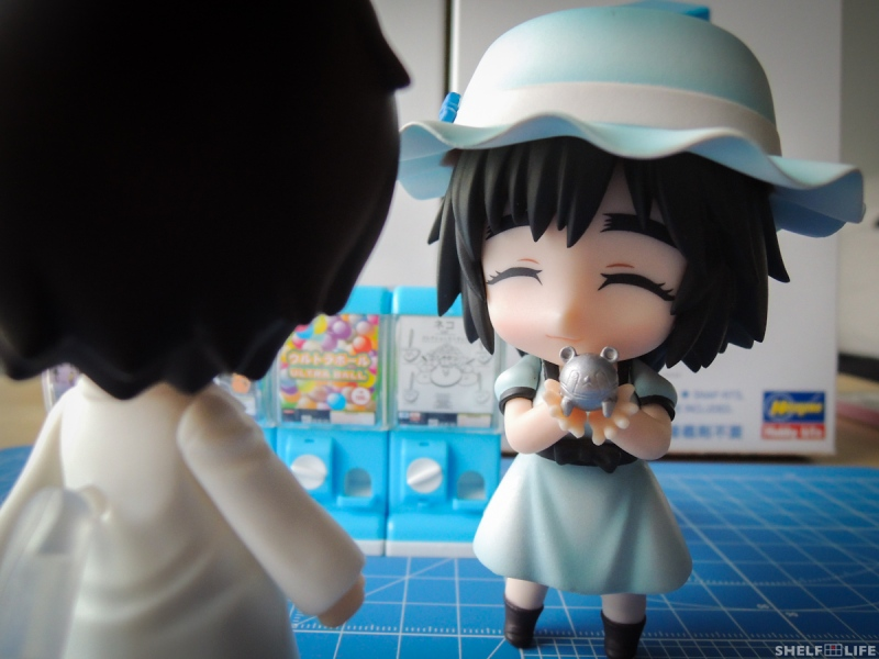 1/12 Capsule Toy Machine - Steins;Gate #5