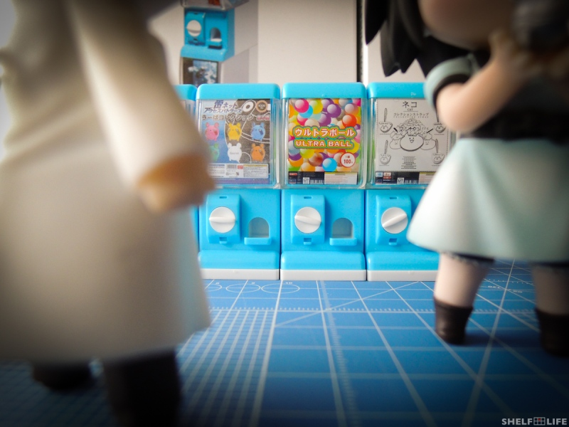 1/12 Capsule Toy Machine - Steins;Gate