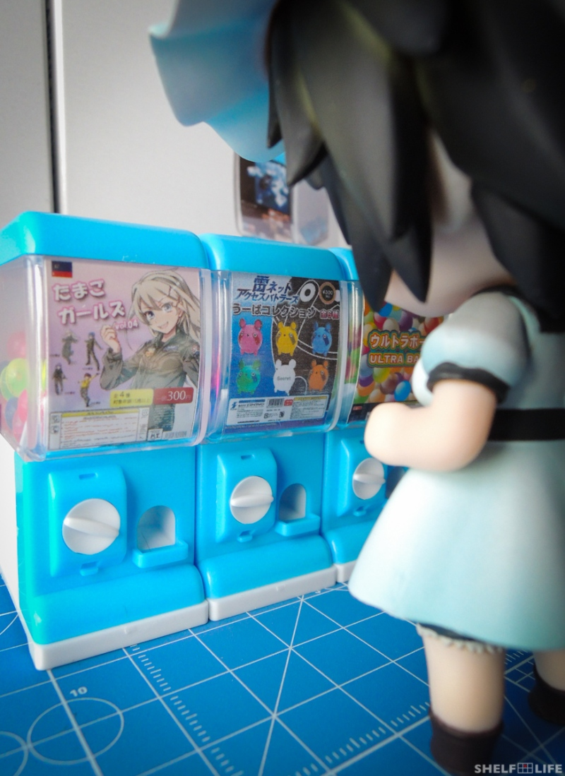 1/12 Capsule Toy Machine - Steins;Gate #1