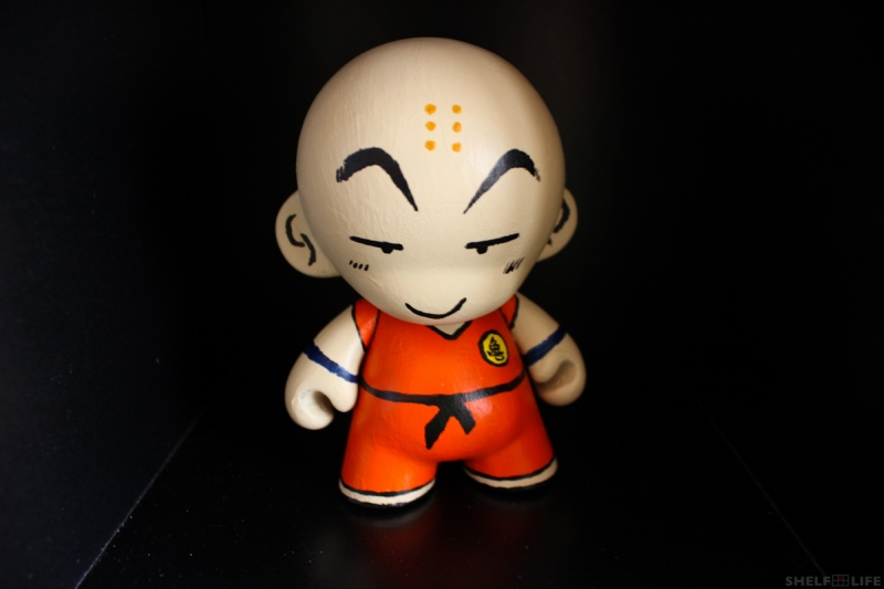 My Shelves - Krillin