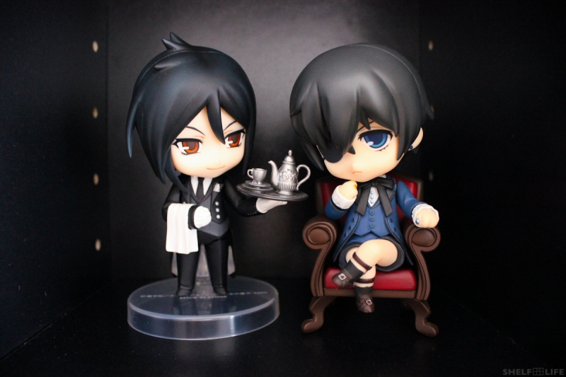 My Shelves - Sebastian and Ciel