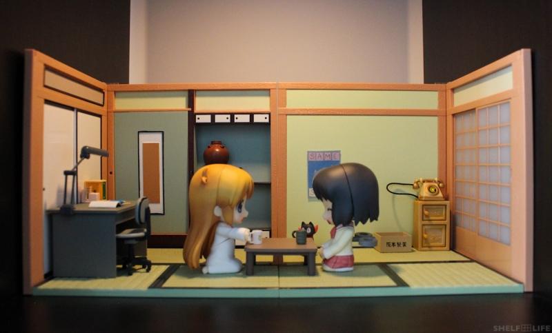 My Shelves - Nichijou