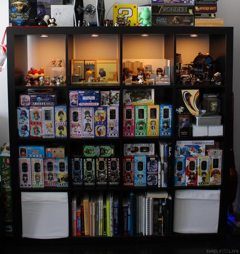 My Shelves - 4x4 Cube Shelf