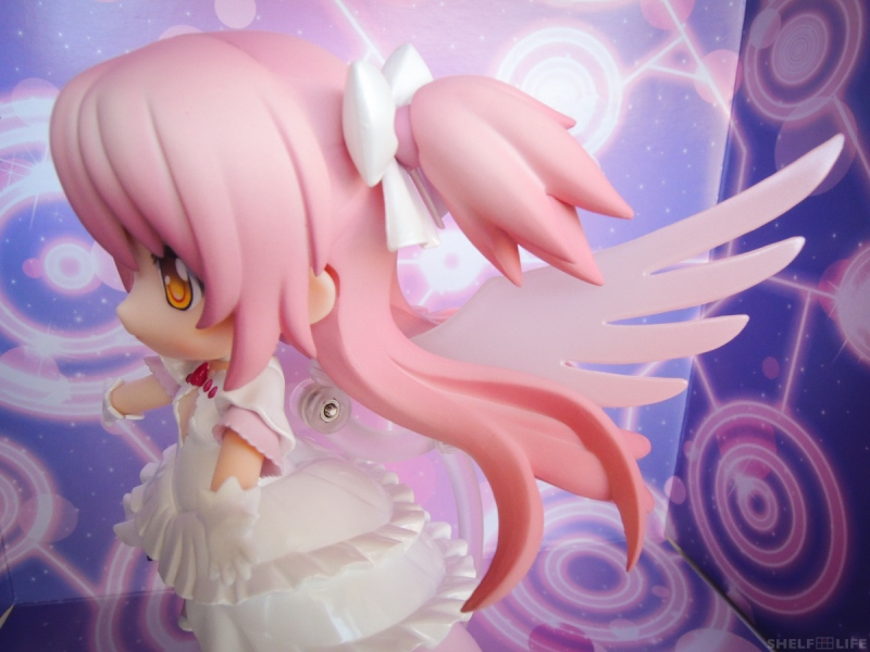 Nendoroid Ultimate Madoka - Side with Wings