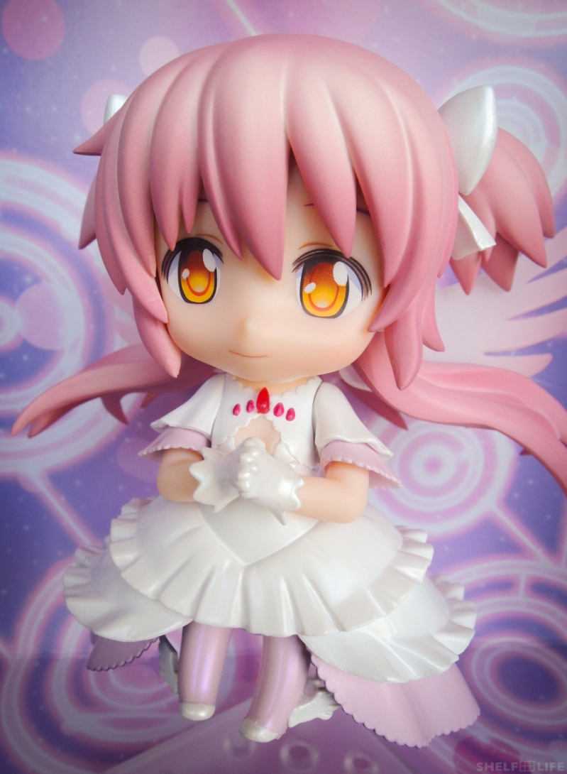 Nendoroid Ultimate Madoka - Clasped Hands
