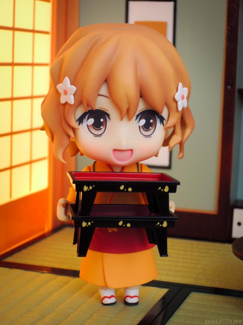 Nendoroid Ohana - Stacked Trays