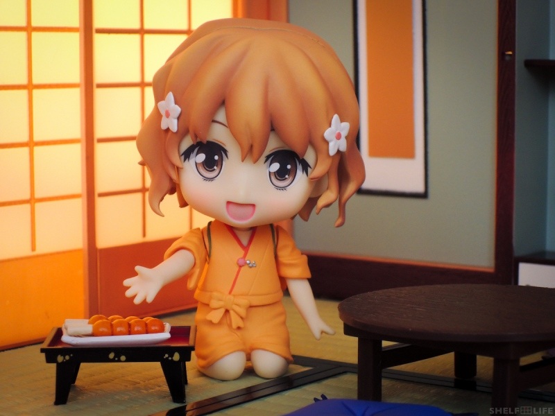 Nendoroid Ohana - Sitting