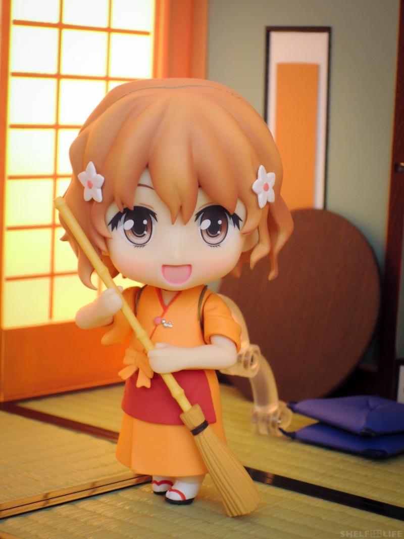 Nendoroid Ohana - Broom