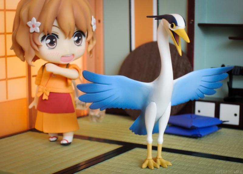 Nendoroid Ohana - Heron Front