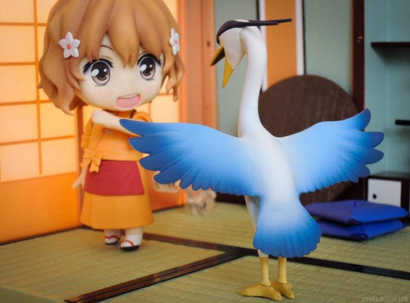 Nendoroid Ohana - Heron Back
