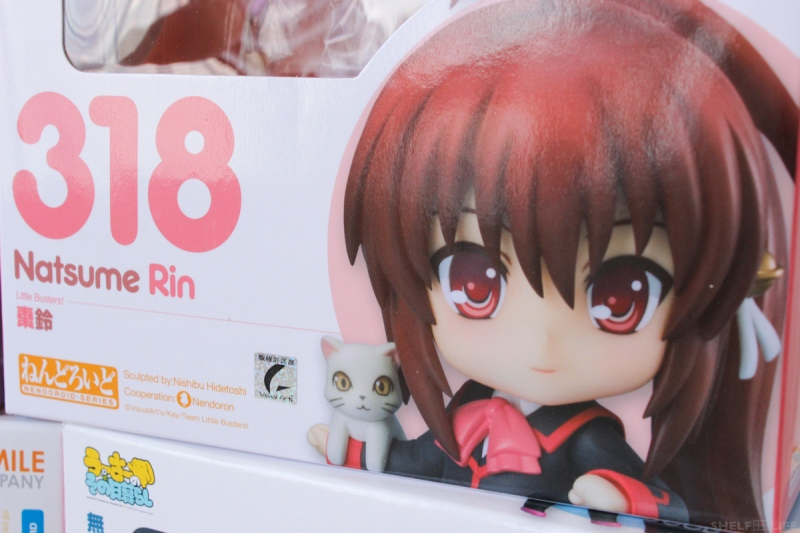 July/August Loot - Rin