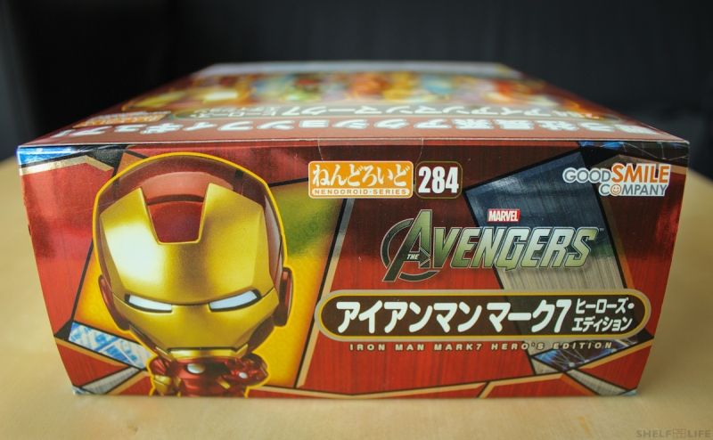 Nendoroid Iron Man Box