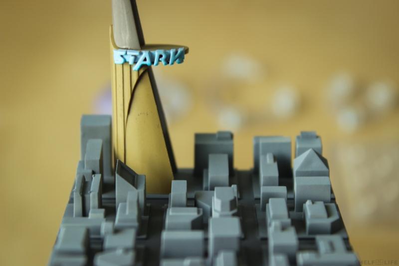 Nendoroid Iron Man City Stand