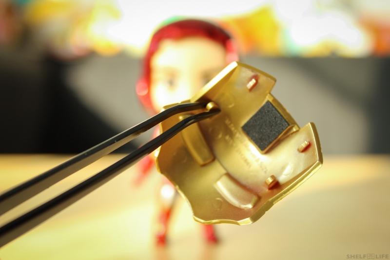 Nendoroid Iron Man Faceplate