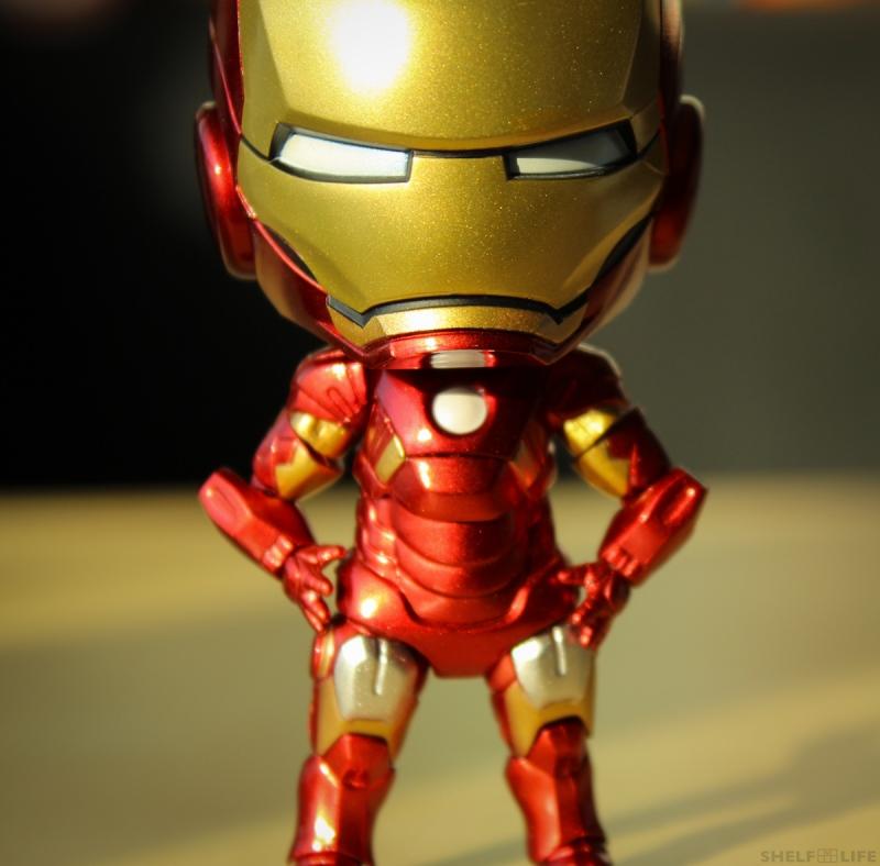 Nendoroid Iron Man Close-up